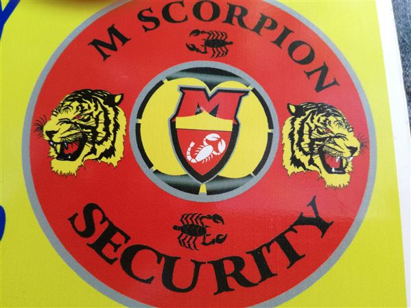 M.SCORPION SECURITY SERVICES CC